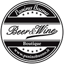 Logo Panino Buono Beer & Wine Boutique